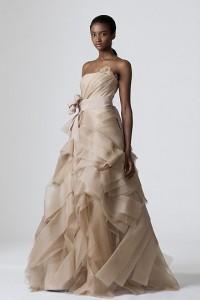 Deidre Vera Wang wedding dress