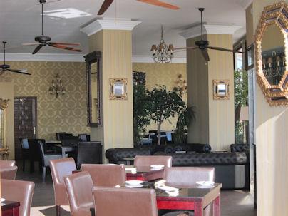 pizzeria belvedere puerto banus interior