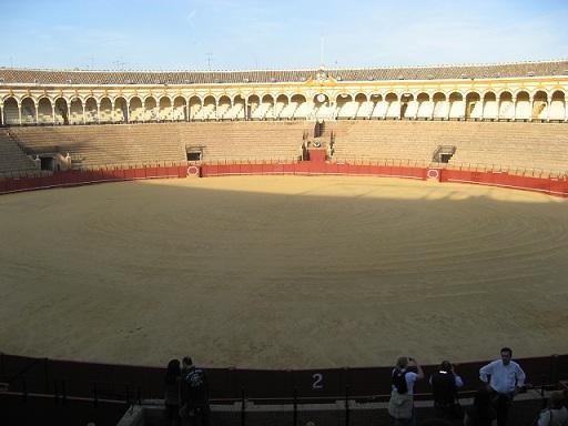 Plaza de Toros de la Real Maestranza Sevilla Spain