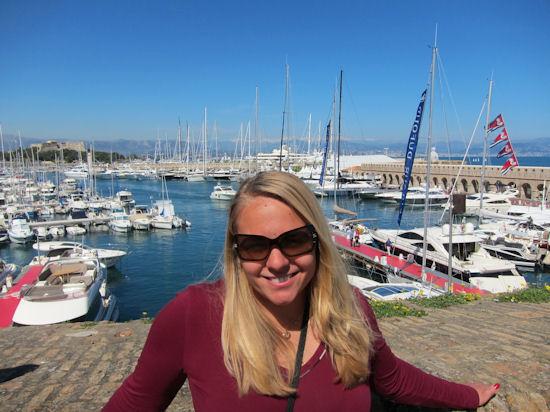 antibes yacht show rich girl