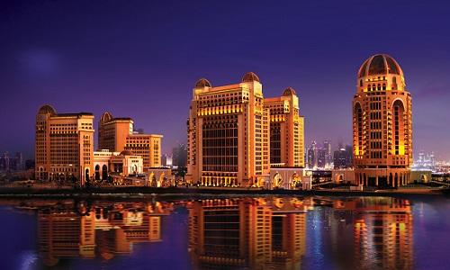 St. Regis Doha middle eastern luxury hotel