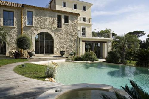 Domaine De Verchant Motpellier luxury hotel destination