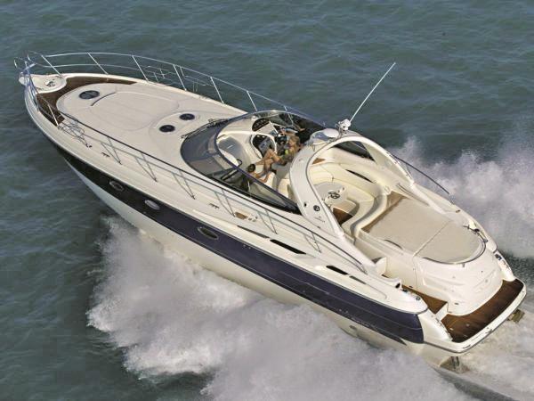 charter 50 ft boat in Marbella Estepona Gibraltar
