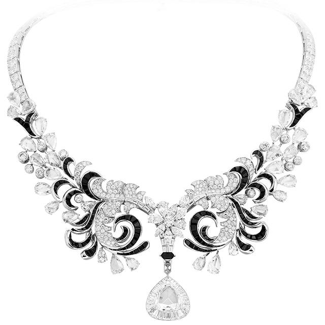 Van Cleef Arpels Necklace from Ballet Précieux  jewelry collection
