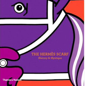 book about hermes scarves