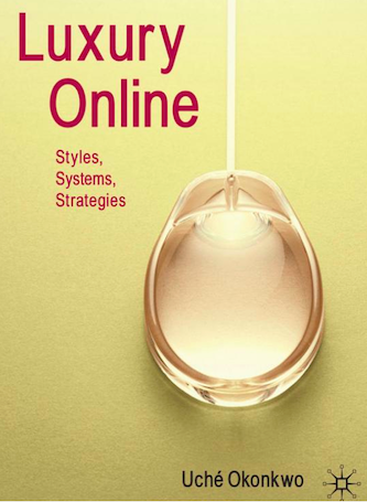 online strategy for luxury industry