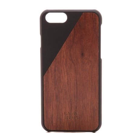 CLIC Wood iPhone 6 Case by Native Union