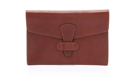 Flap-Over iPad Case by Lotuff for men