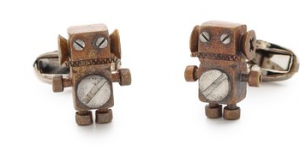 Tin Toy Cufflinks by Paul Smith as a great Christmas present idea for men