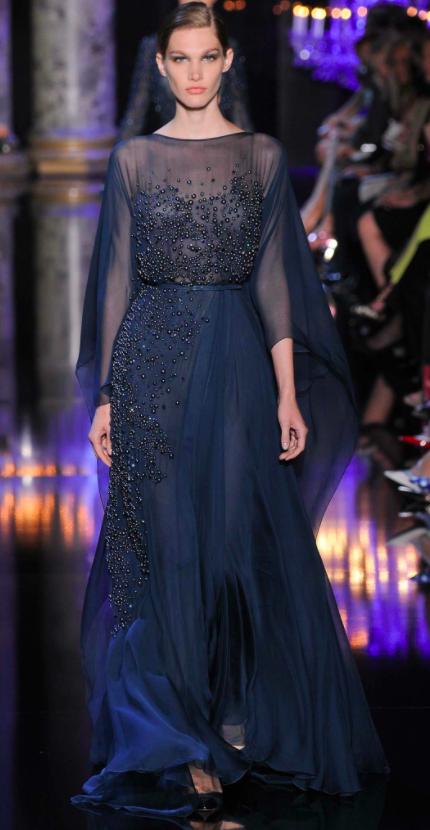 Elie Saab dress chosen for Meryl Streep