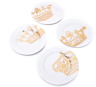 Kings Road Redux Dessert plate set
