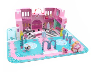Christmas gifts for girls doll castle