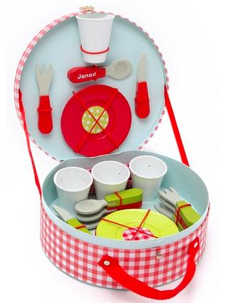 Christmas gifts for kids picnic play set