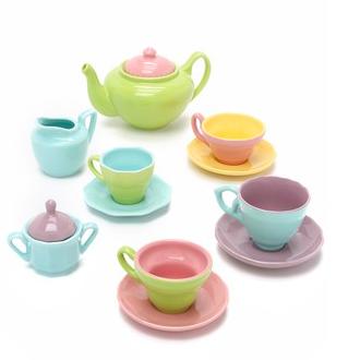 Christmas present for kids tea set