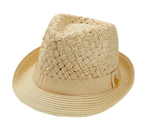 MELISSA ODABASH Raffia Summer Hat