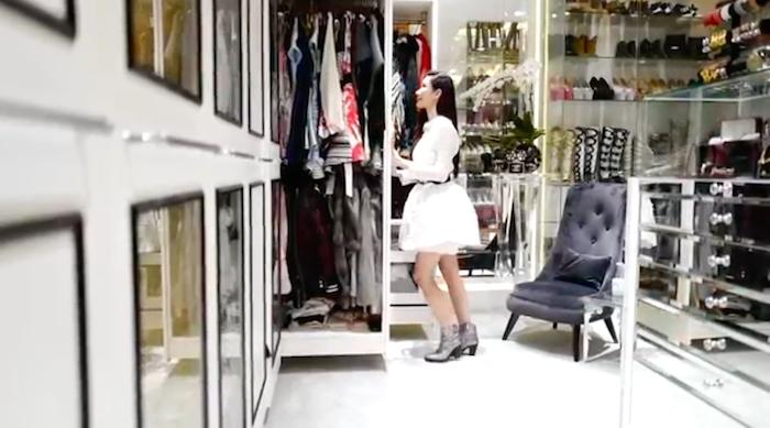 Jamie Chua closet designer wardrobe