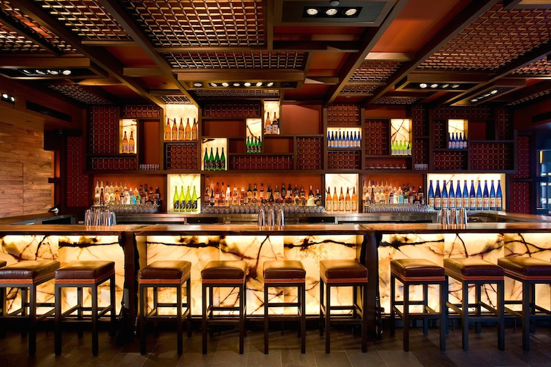 Nobu Miami luxury dining restaurant