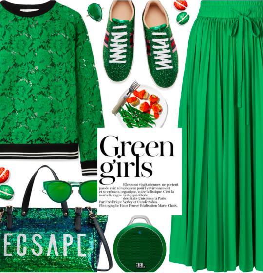 Best St. Patrick outfit idea