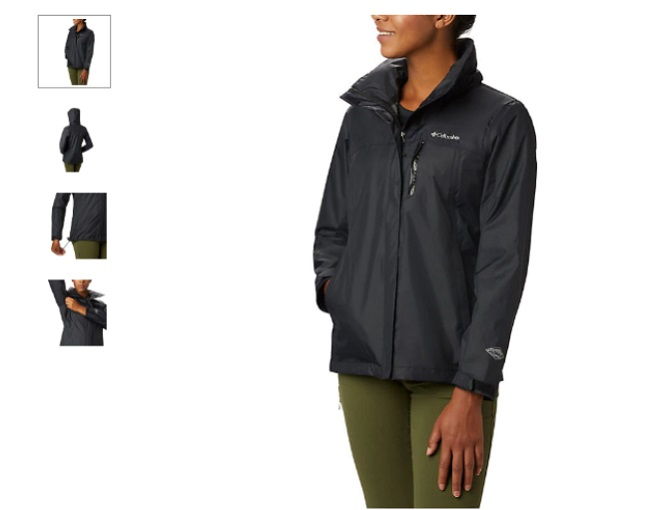 perfect Columbia Pouration Jacket raincoats